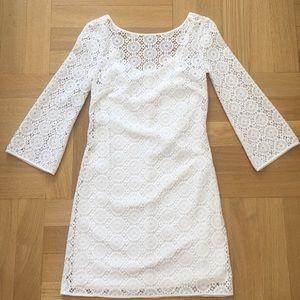 Lilly Pulitzer White Dress size XS